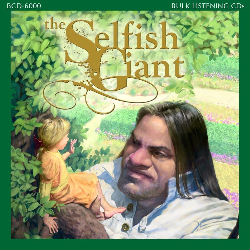 the selfish giant bulk listening cds