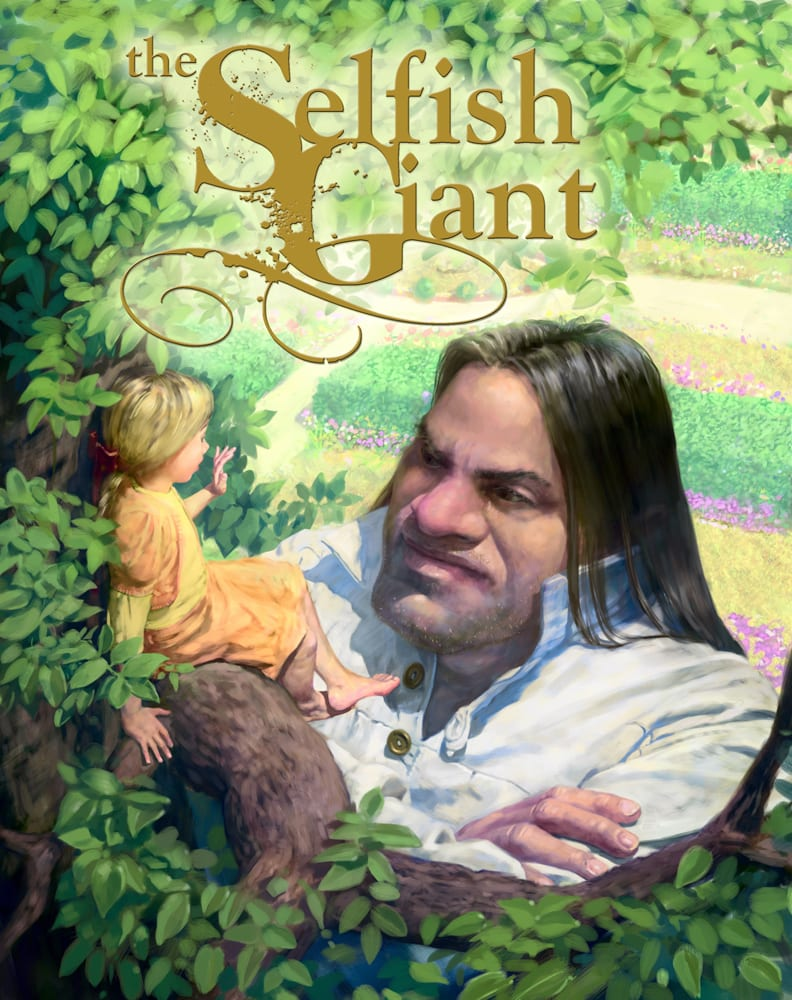 """The Selfish Giant"""" ORCHESTRATION RENTAL for PROFESSIONAL ORCHESTRAS"""