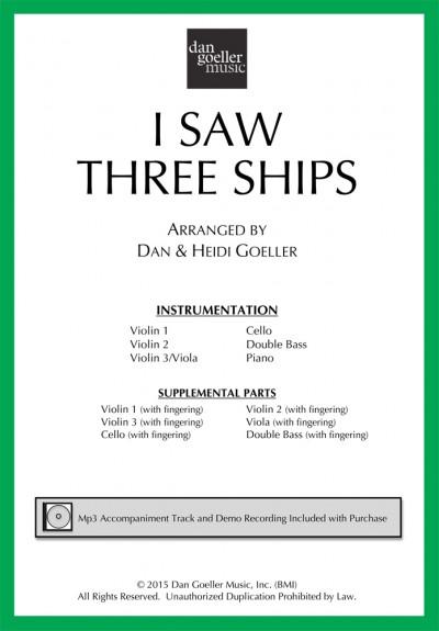 STR-2050-I_Saw_3_Ships-COVER