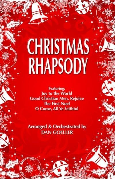Christmas Rhapsody-SATB Choral Anthem